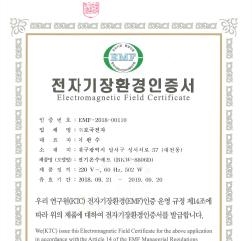 2018년 EMF-2018-00110