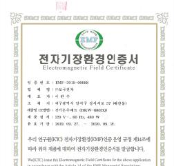 2019년 EMF-2019-00089